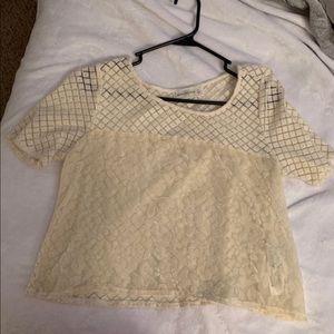 Babydoll shirt